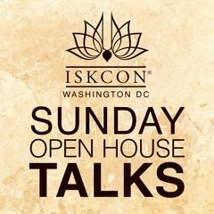 Sunday Open House Talks 2018 and earlier