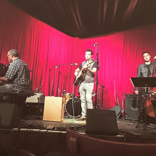 Really Gone (The Hotel Cafe, LA) With Jeff & Skyler Young.