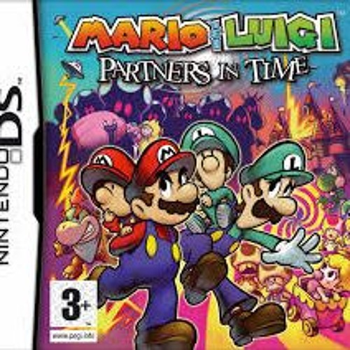 Mario And Luigi Partners In Time Ost 058 Elder Princess