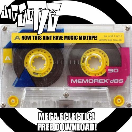 Ronin - Defy Definition mix -  Jigsore now this aint rave music mixtape pt. 6