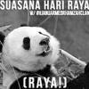Suasana Hari Raya w/ Cousins!!!
