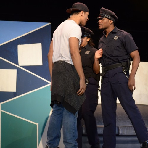 Uniform Justice: Improving Police-Community Relations via Theatre with Chukwuma Obasi - July 2016