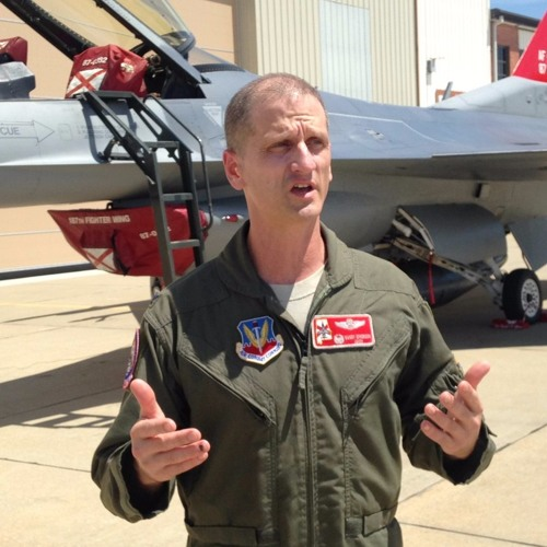 Hometown Heroes Podcast: 187th Fighter Wing invites River