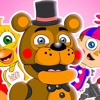 FNAF World The Musical by Ihugeny