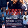 FRIDAY SEPT 9TH/ KASSAV FOR THE FIRST IN ATLANTA.GET YOUR TICKETS @ EVENTBRITE