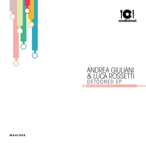 Andrea Giuliani, Luca Rossetti - Detooned (Preview)