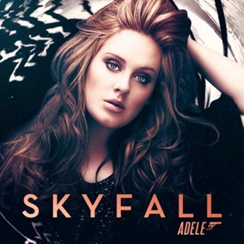 Adele - SKYFALL Official Lyrics Video