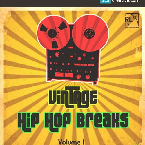 Vintage Hip Hop Breaks Vol.1 - 64 drum loops