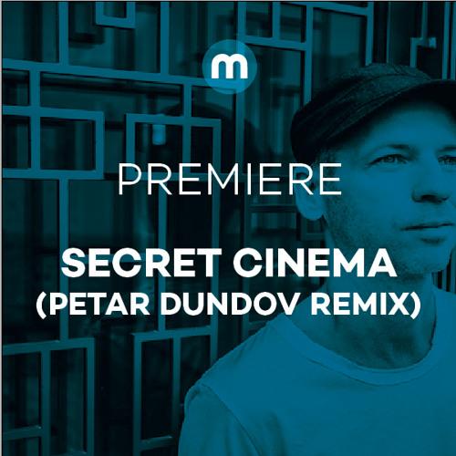 Premiere: Secret Cinema 'Poolside' (Petar Dundov remix)