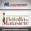 "Premio Regional de Periodismo 2016 #Audio6 ""Resumen Correo El Patriota"""