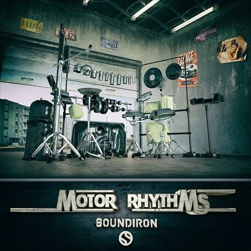 Dominik Spychalski - Tickle Beast (naked) - Soundiron Motor Rhythms
