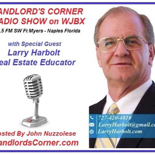 Landlord's Corner Radio Show #3 - Larry Harbolt
