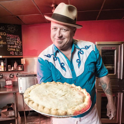 Colleen from The Bay Interviews Rodney Henry The Pie Man