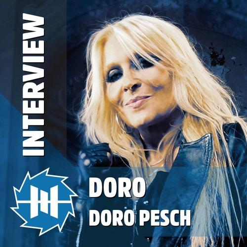 Interview with German singer Doro Pesch