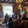 Poetry with Sam Hamill and Salah Al-Hamdani