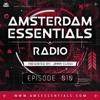 Amsterdam Essentials Radio Episode 010