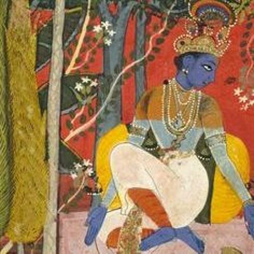 Shri Nanda nandan ashtakam - Eight verses for Krishna, the son of King Nanda