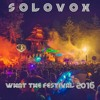 Solovox LIVE at What The Festival 2016--Dragon Stage