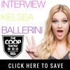 Interview With Kelsea Ballerini - Monday, April 18, 2016