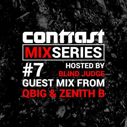 CONTRAST Mix Series - Part SEVEN - QBIG & ZENITH B Guestmix (July 2016)