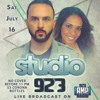 Hemmingways Seaside Hts  Sat July 16th Studio 923 live Live music Broadcast W/ David S & Astra