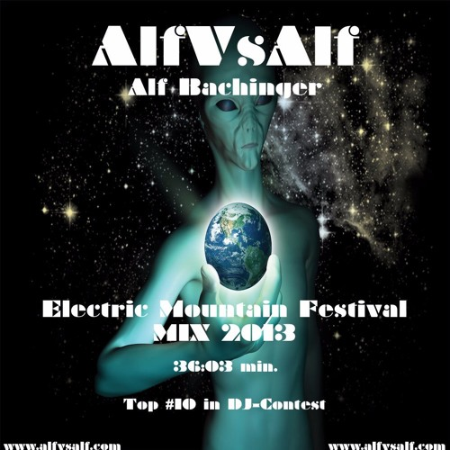 AlfVsAlf - Electric Mountain Festival DJ Contest 2013