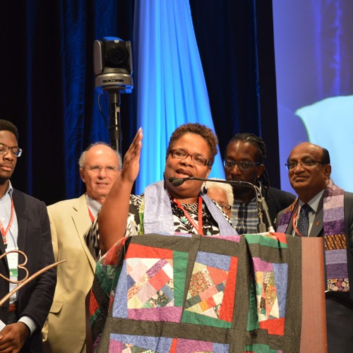 LaTrelle Miller Easterling elected bishop