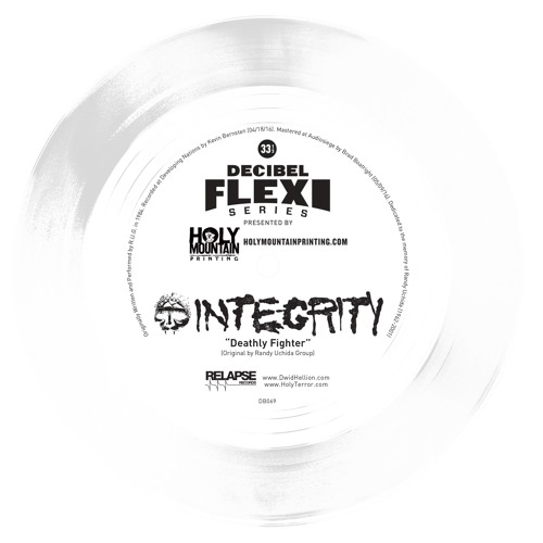 "Integrity ""Deathly Fighter"" (original by RUG) (dB069)"