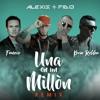 Una En Un Millon (Official Remix) - Alexis y Fido Ft. Kevin Roldan & Fonseca
