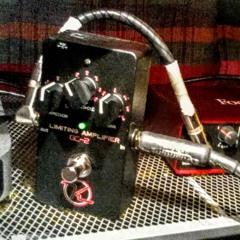 Oyo Como Va- Santana (Keeley GC-2 Limiting Amp Demo)
