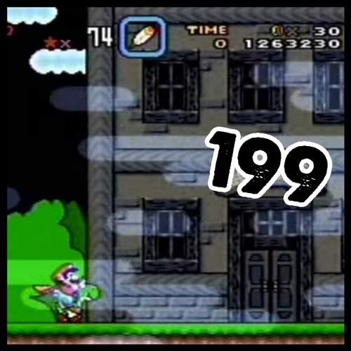 199: Wanking Off a Big Mario Ghost House Space Dick