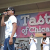 Donnie Trumpet and the Social Experiment @ Taste of Chicago
