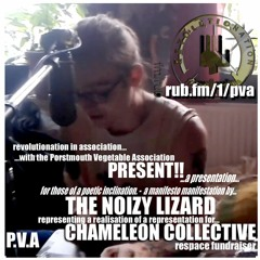 Faith In The Bass - Noisy Lizard - Long Poetry Session - freddy speakeesy production MusicClips