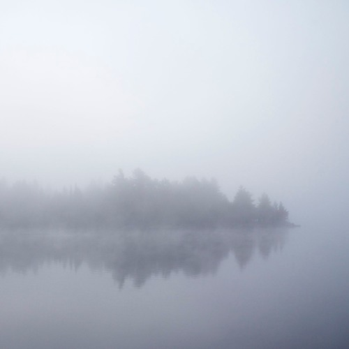 lake or fog, for violin and cello