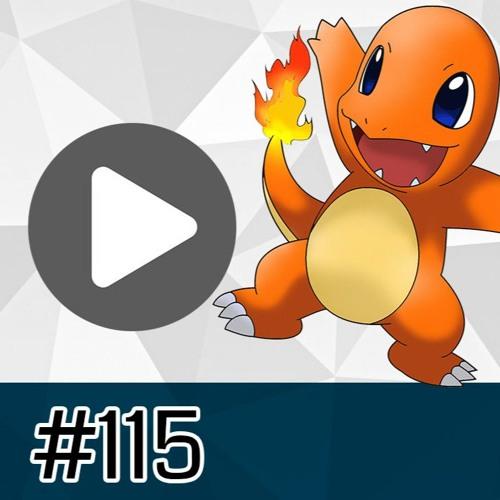 #115 - Pokémon GO e histórias de motoboy