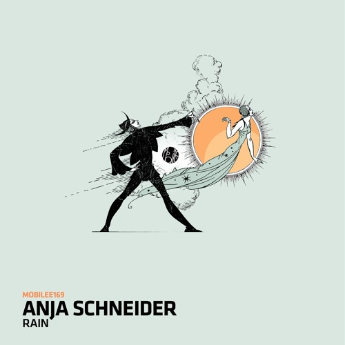 Anja Schneider - Rain EP