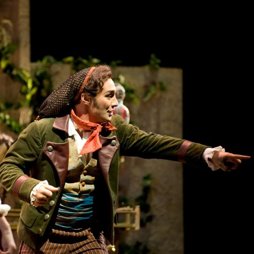 Figaro's Entrance from THE BARBER OF SEVILLE