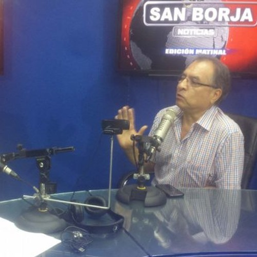Entrevista a  Sandro Chavez en Radio San Borja 14-07-2016