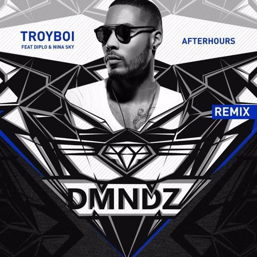TroyBoi & Diplo – Afterhours ft. Nina Sky (DMNDZ Remix)