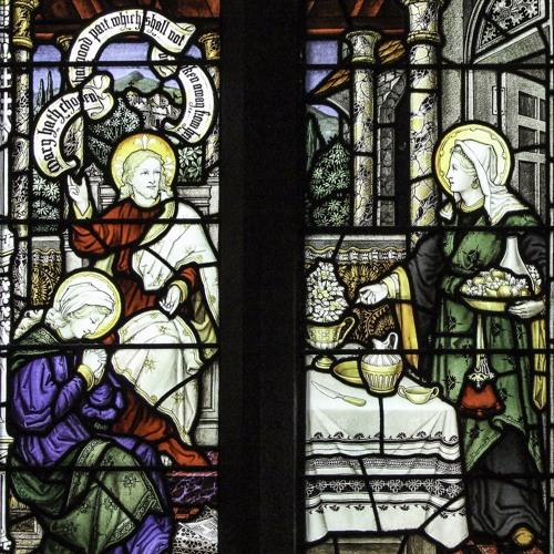 Ewangelia - XVI Niedziela Zwykła (rok C)
