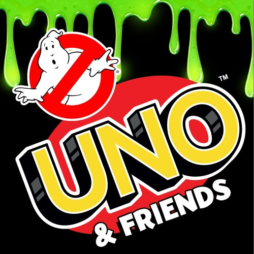 Uno and Friends - Ghostbusters Edition - Where the Slime lives