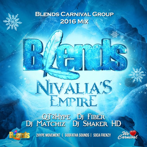 Blends Carnival Group - 2016 Mix