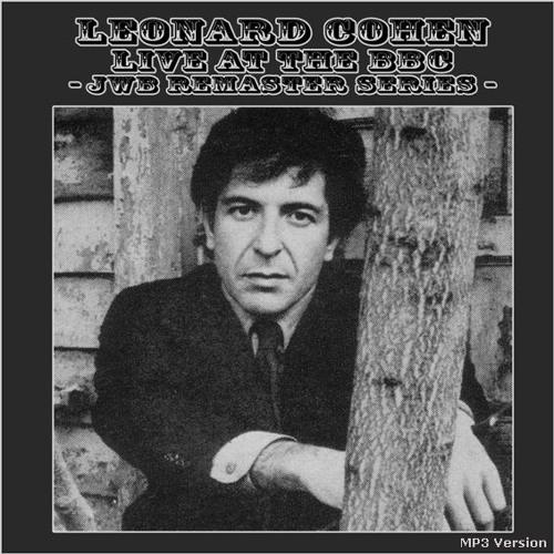 """So Long Marianne"" Leonard Cohen live 1968"