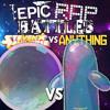 The Cluster vs Bubble Buddy. Epic Rap Battles: Steven Universe vs Anything #2