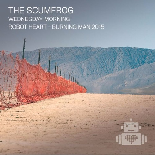 The Scumfrog - Robot Heart - Burning Man 2015