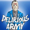 Delirious Army By Spaceman Chaos