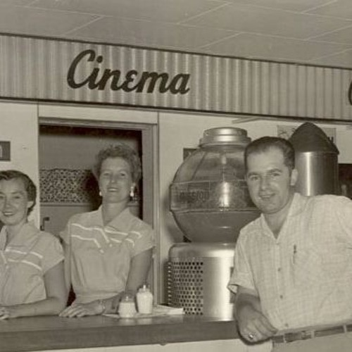 WSGS Flashback: The Cinema Drive-In opened at Christopher 65 years ago today - July 17, 1953