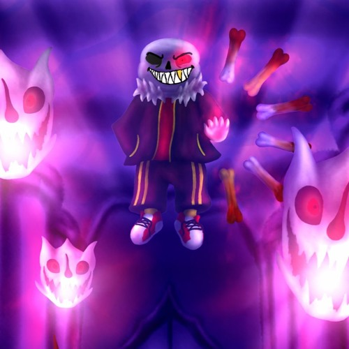UnderFell Sans And Papyrus Song - -Rap By JT Machinima- -To The Bone