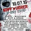 Beatfabrikant Vs. Crusher Live @ Kopf & Hörer Bday - Glashaus Worbis 16.07.2016.mp3
