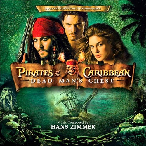 Jack Sparrow - Pirates of the Caribbean Dead Man's Chest